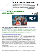 Bro Andrew Richard Grace Ministries Mangalore-catholic or Protestant