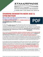 Dharma Bharathi-new Age in Catholic Educational Institutions