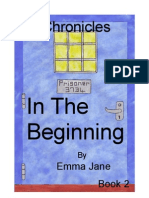 Book 2 - In the Beginning (Cover)