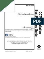VN-VI CCTV Install - Best Practices XX180- 10-00-1107