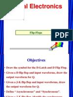Unit 4 D-JK Flip Flops