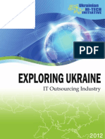 Exploring Ukraine. IT Outsourcing Industry 2012
