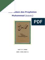 Das Leben Des Propheten Muhammad Haikal