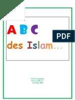 Kinderbuch ABC Des Islam