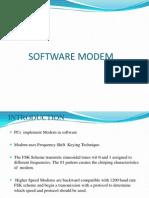 Software Modem