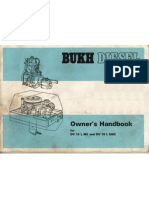 Bukh DV 10 L Owners Handbook