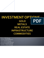 Investment Options Final