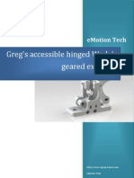 Greg Hinged Accessible Extruder Manuel