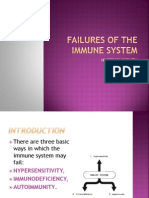 Failures of the Immune System1