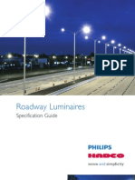 Philips Hadco-Roadway Luminaires