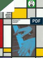 Jazz Club Piano Solos Vol.2