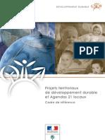 DD Territoire - Guide de référence Agenda21