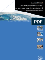 DD Territoire - Guide RARE Agenda21