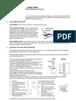 Athletics Omnibus - Long Jump (Important Paper)