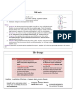 Biology Note Cards F211