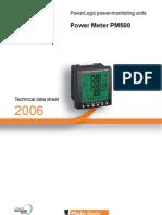 PM500