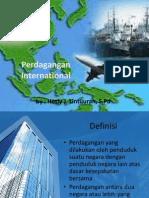 Perdagangan International