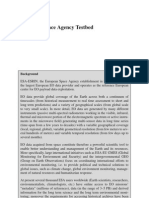 Chapter 20 - European Space Agency Testbed