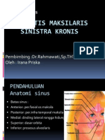 Sinusitis Maksilaris