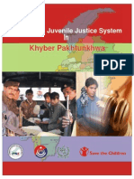 Towards a Functional Juvenile Justice System in Khyber Pakhtunkhwa-PSC2011