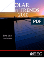 IREC Solar Market Trends Report June 2011 Web