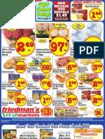 Friedman's Freshmarkets - Weekly Ad - August 16 - 22, 2012