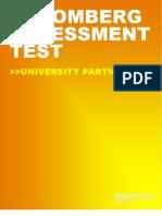 BAT _ University Information Pack