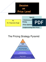 Session 19 20 Pricing Level