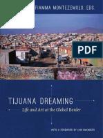 Tijuana Dreaming edited by Josh Kun and Fiamma Montezemolo