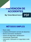 Prevencion de accidentes LTR