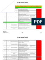 ISO 27001 Chequeo de Cumplimiento