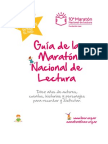 Guia 2012 Maraton de lectura 2012