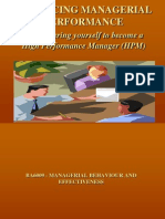 Managerial Behaviour and Effectiveness 110123102227 Phpapp01