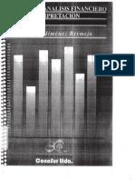 Técnicas de análisis Financiero, Patricio Jiménez Bermejo