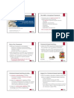 !!IFRS - Framework Teaching Approach