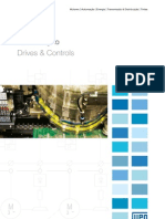 WEG Drives & Controls 50011458.06 Catalogo Portugues Br