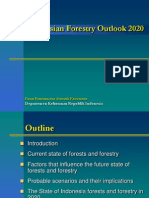 Indonesian Forestry Outlook 2020