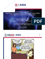 USAID/Asia, Confidence in Quality, Presentation, 11-2007