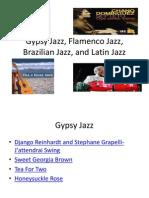 Jazz AC Gypsy Latin