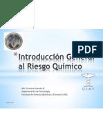 Informacion Toxicologica Cq