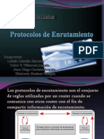 Expo Protocolo de Enrutamiento