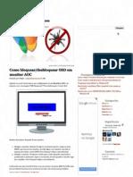 Como Bloquear_desbloquear OSD Em Monitor AOC _ Fapstation