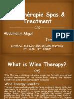 Vinothérapie Spas & Treatment