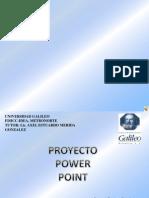 Proyecto de Power Point.