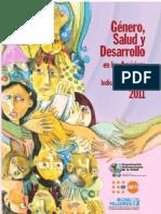 2011 Indicadores Basicos Genero Salud y Desarrollo