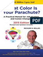 1942a4951663 What Color is Your Parachute a Practical Manual for Job-Hunters and ...