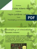 Tecnologia y La Criminalistica