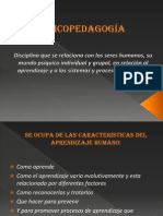 Psicopedagogia y Psicopedagogos
