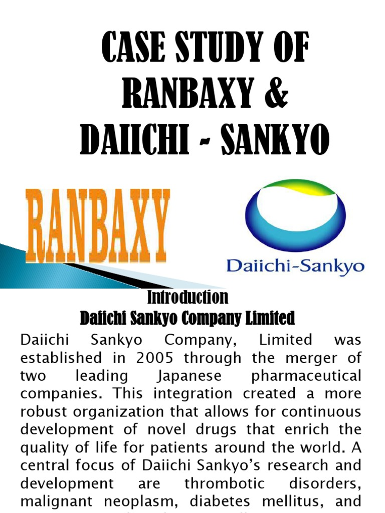 sun pharma ranbaxy post merger