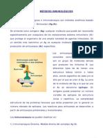 metodos inmunologicos